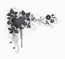 Flower Hearts by AmySplash