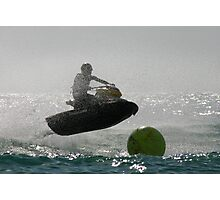 Having a Ball! Photographic Print