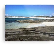 Sanna Beach No.2 Metal Print