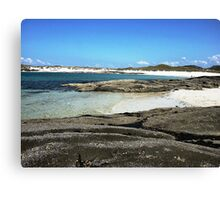 Sanna Beach No.2 Canvas Print