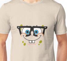 SpongeBob Squarepants - Geek Face Unisex T-Shirt
