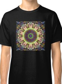 Rainbow Color Droplets Classic T-Shirt