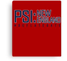 Deflate Gate - PSI: New England Canvas Print