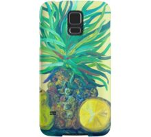 Pear and Pineapple Samsung Galaxy Case/Skin