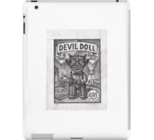 Devil Doll iPad Case/Skin