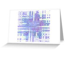 Cool Reflections Greeting Card