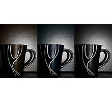 Tea for Three Photographic Print