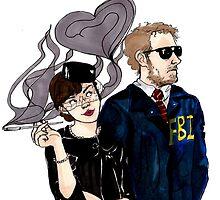 Janet & Burt by Jessie Perry