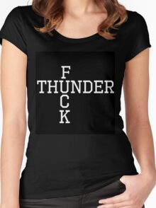 Alaska Thunderfuck Women's Fitted Scoop T-Shirt