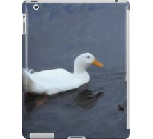 Two Ducks in a Pond iPad Case/Skin