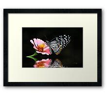 Cliche Framed Print