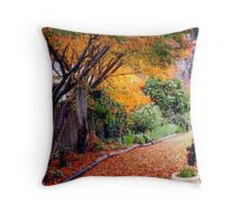 Colours of Change Throw Pillow