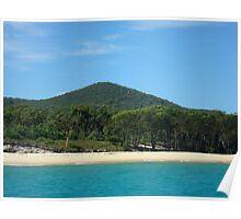 Moreton Island, Queensland, Australia Poster