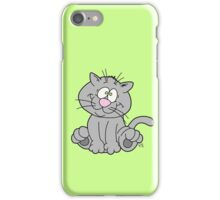 Kawaii Kitty. iPhone Case/Skin