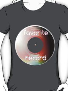 Favorite Record T-Shirt