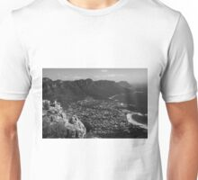 Camps Bay View Cape Town Unisex T-Shirt
