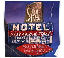 Spa Motel Poster