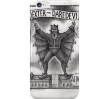 Dexter the Daredevil iPhone Case/Skin