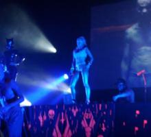 Die Antwoord Concert Sticker