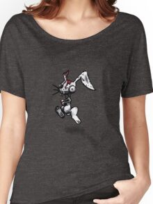 Zombie Bunny Women's Relaxed Fit T-Shirt
