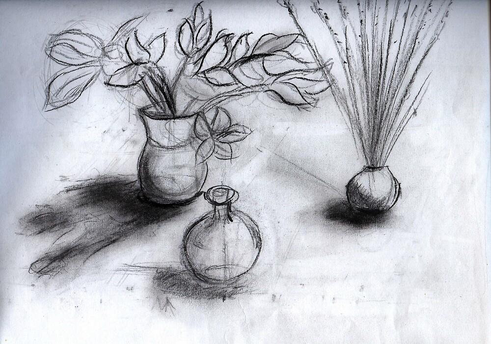 still life 1 by RobertLuxford