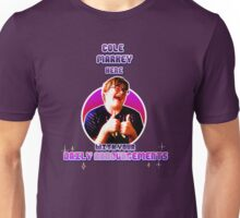 Cole Markey here with your DAILY ANNOUNCEMENTS Unisex T-Shirt