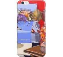 Love grows here iPhone Case/Skin