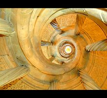 Sprial To The Light by Christine Richardson