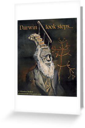 Darwin Took Steps by Glendon Mellow