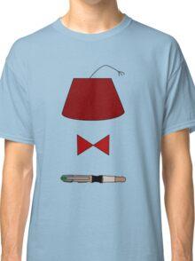 11th Doctor Minimalist Piece Classic T-Shirt