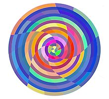Spinner Photographic Print