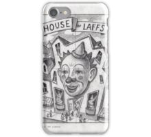 House of Laffs iPhone Case/Skin