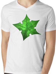 Tree Star Mens V-Neck T-Shirt