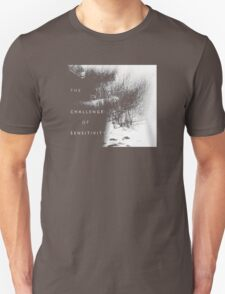 Psychmaster Challenge of Sensitivity BW T-Shirt