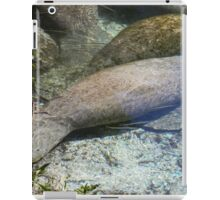 Manatee Ripples iPad Case/Skin