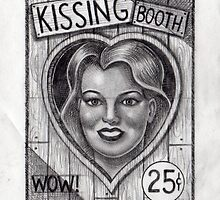 Kissing Booth by Thomas  Sciacca