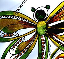 The Glass Dragonfly by Dawn Palmerley