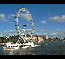 London Port by Christine Richardson