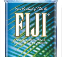 keep it fiji Sticker