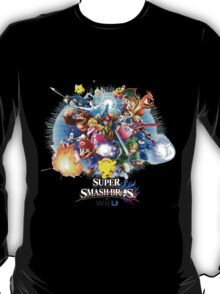 Super Smash Bros. for Wii U [Full Art] T-Shirt