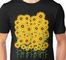 Sunflower Garden Unisex T-Shirt