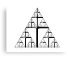 Sierpinski Triangle 20150124-001 Canvas Print