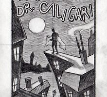 The Cabinet of Doctor Caligari by Thomas  Sciacca