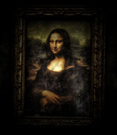 Mona Lisa by Andre Bulyk