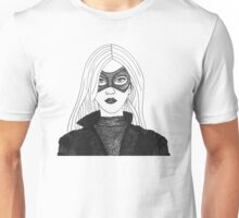Laurel Lance as the Black Canary Unisex T-Shirt