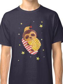 Sleeping Like a Sloth Classic T-Shirt