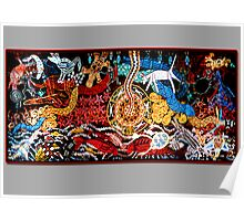 """*""""Heart of My People"""", Aboriginal Theatre Curtain* Poster"""