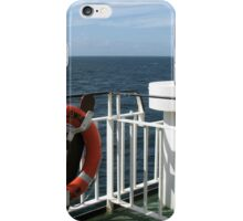 Scanning the Horizon iPhone Case/Skin