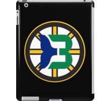 Boston Whalers - Hartford Bruins iPad Case/Skin