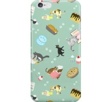 Cats Baking Cakes and other Sweets iPhone Case/Skin
